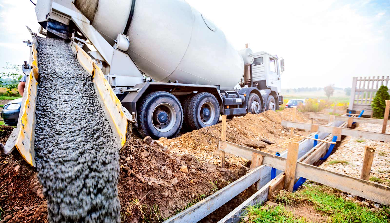 residential concrete - bedford concrete crew 1